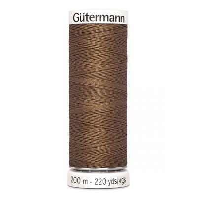 Brown sewing thread Gütermann 180
