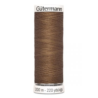 Fil à coudre beige Gütermann 180