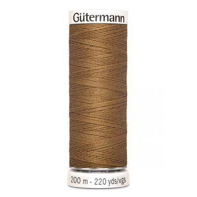 Bruin naaigaren Gütermann 887