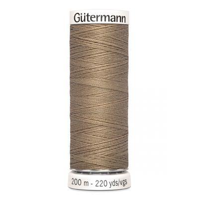 Fil à coudre beige Gütermann 868