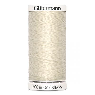 Beige sewing thread Gütermann 802
