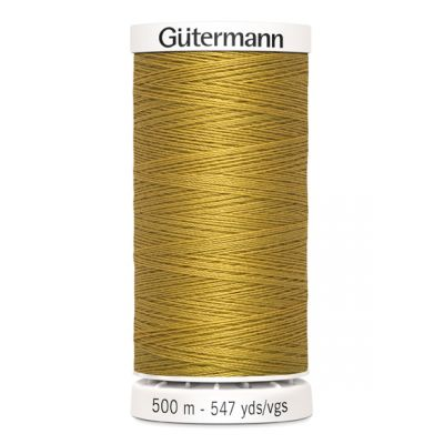 Yellow sewing thread  Gütermann 698