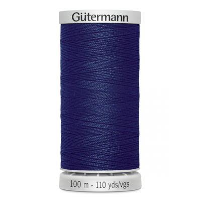 Fil à coudre extra fort gris Gütermann 339