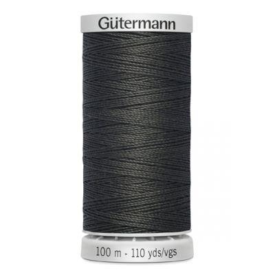 Fil à coudre extra fort gris Gütermann 36