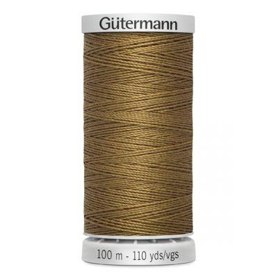 Fil à coudre extra fort beige Gütermann 887