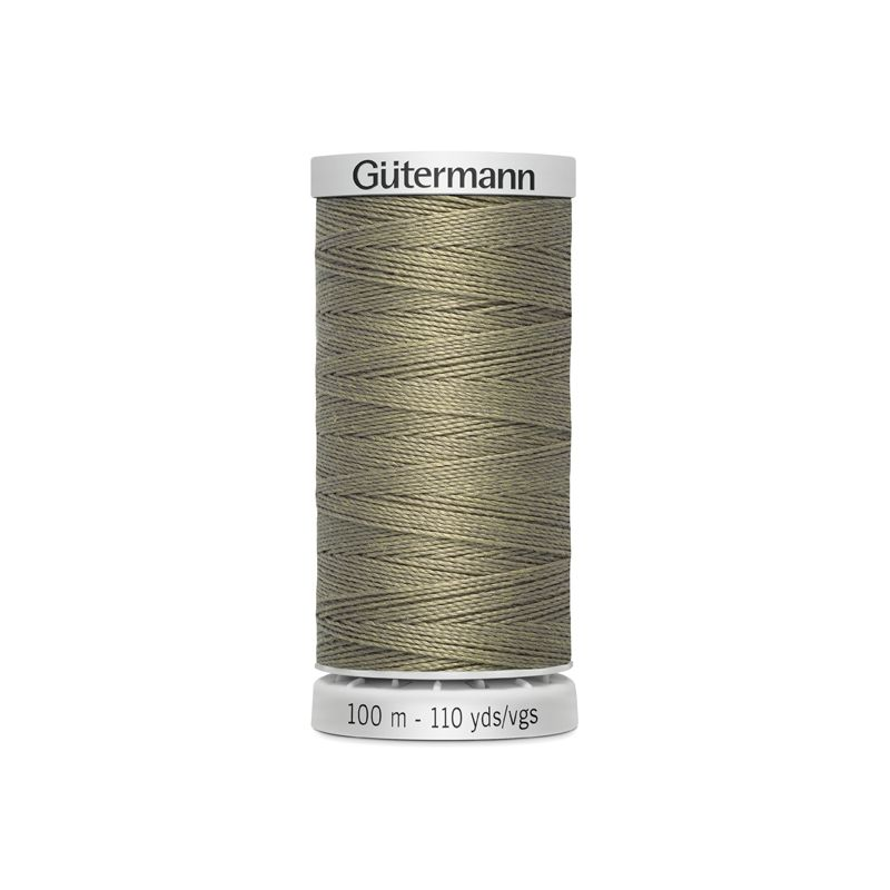 Brown Extra Strong sewing thread Gütermann 887