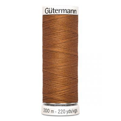 Brown sewing thread Gütermann 448