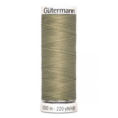 Fil à coudre beige Gütermann 258