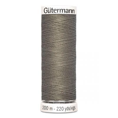 Fil à coudre beige Gütermann 241