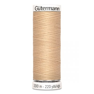 Beige sewing thread Gütermann 421