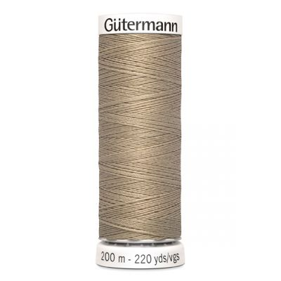 Brown sewing thread Gütermann 464
