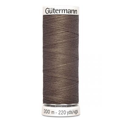 Bruin naaigaren Gütermann 439