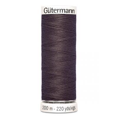 Brown sewing thread Gütermann 540