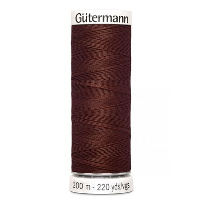 Bruin naaigaren Gütermann 230