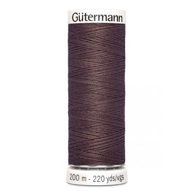 Brown sewing thread Gütermann 423