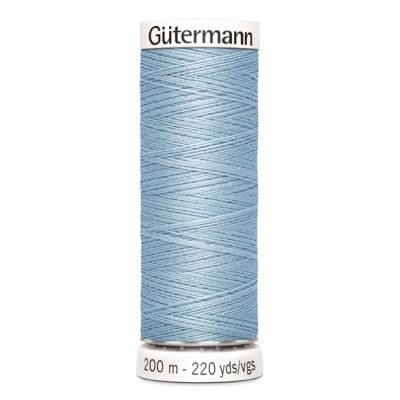 Blue sewing thread Gütermann 75