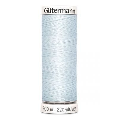 Blauwe naaigaren Gütermann 193