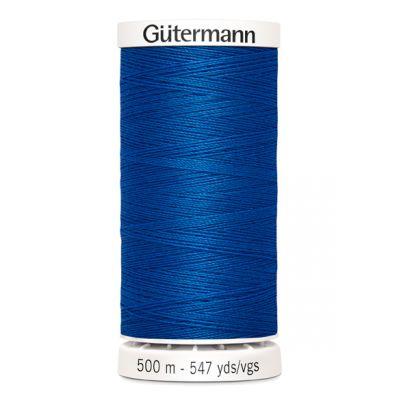 Blauw naaigaren Gütermann 322