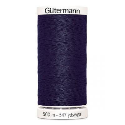 Fil à coudre gris 500m Gütermann 339