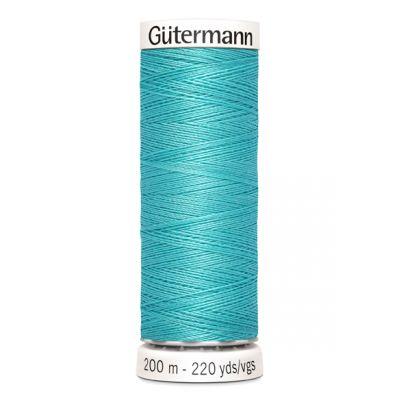 Blauwe naaigaren Gütermann 192