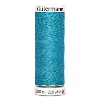 Blauwe naaigaren Gütermann 332