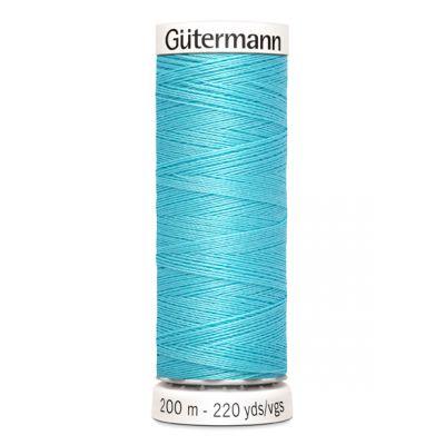 Blauwe naaigaren Gütermann 28