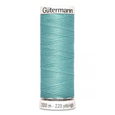Fil à coudre bleu Gütermann 924