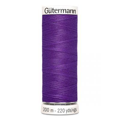 Fil à coudre mauve Gütermann 392