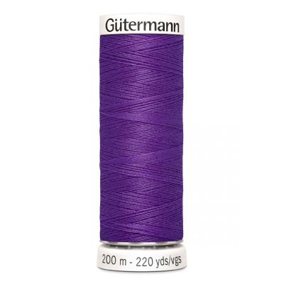 Purple sewing thread Gütermann 392