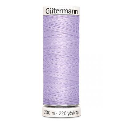 Paars naaigaren Gütermann 442