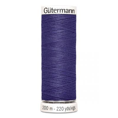 Purple sewing thread Gütermann 86
