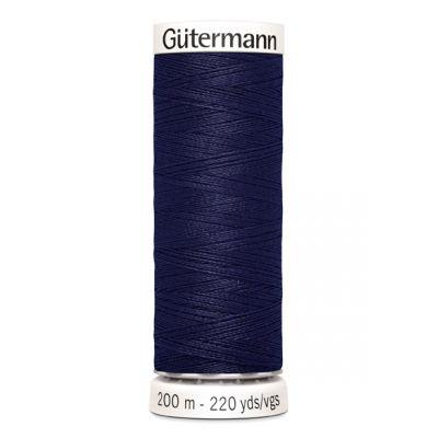 Fil à coudre mauve Gütermann 324