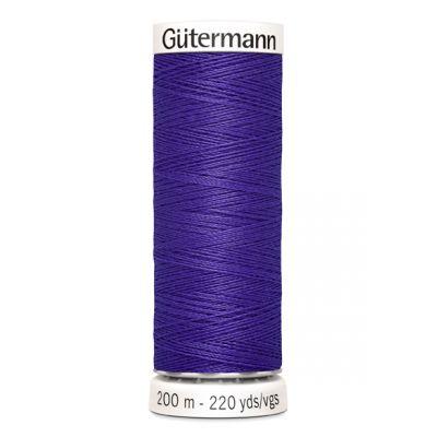 Purple sewing thread Gütermann 810