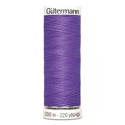 Purple sewing thread Gütermann 391