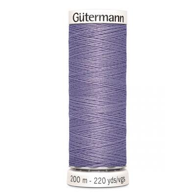 Fil à coudre mauve Gütermann 202