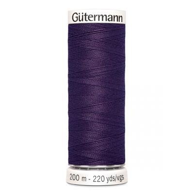 Fil à coudre mauve Gütermann 257