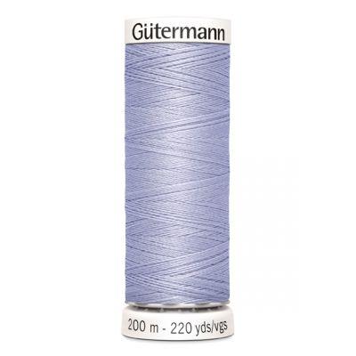 Fil à coudre mauve Gütermann 656