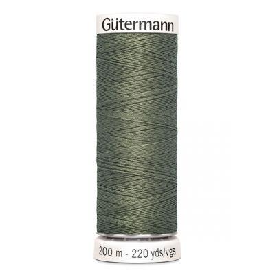 Green sewing thread Gütermann 824
