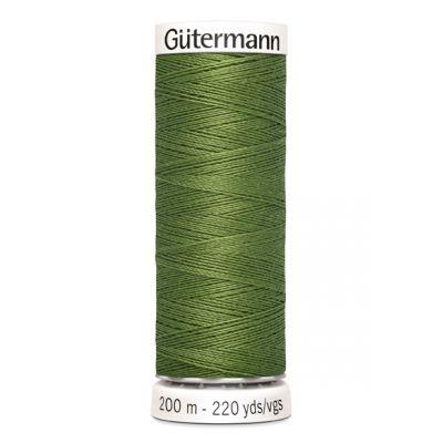 Green sewing thread Gütermann 283