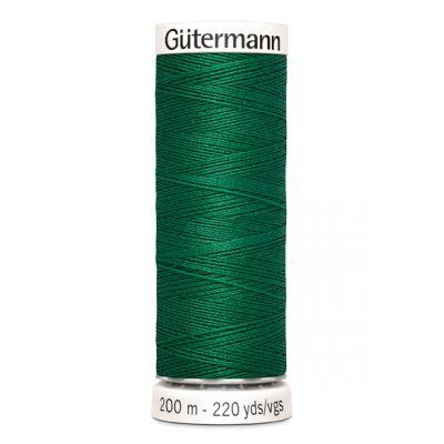 Fil à coudre vert Gütermann 402