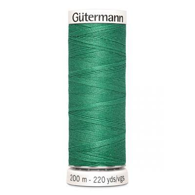 Fil à coudre vert Gütermann 556