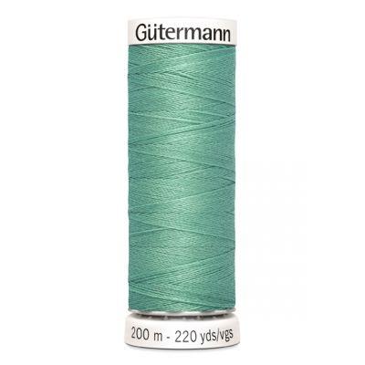 Fil à coudre vert Gütermann 100