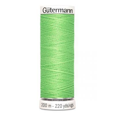 Groen naaigaren Gütermann 153