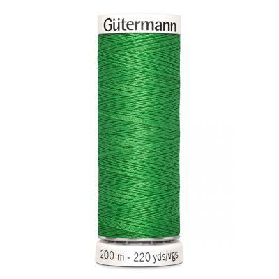Green sewing thread Gütermann 833