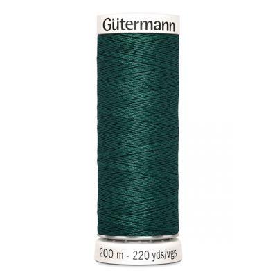 Groen naaigaren Gütermann 869