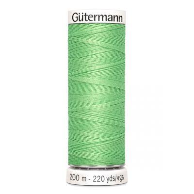 Fil à coudre vert Gütermann 154