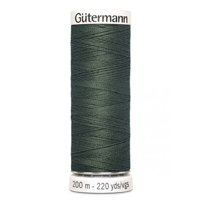 Fil à coudre vert Gütermann 269