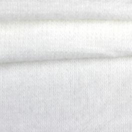 Molleton blanc au mètre