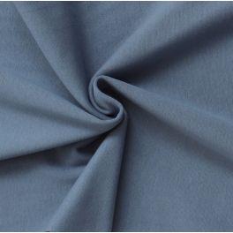 Bord côte uni bleu pastel