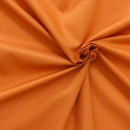 Tissu 100% coton blanc cassé ligné